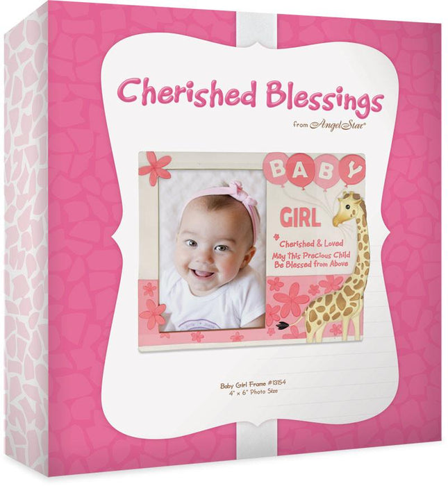Photo Frame - Baby Girl (Christian) - Love the Lord Inc