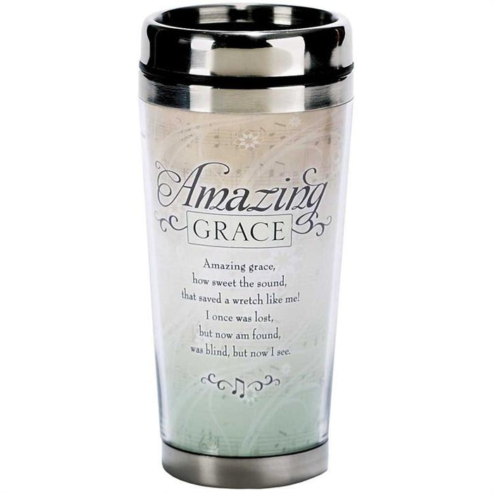 Tumbler - Amazing Grace - Love the Lord Inc