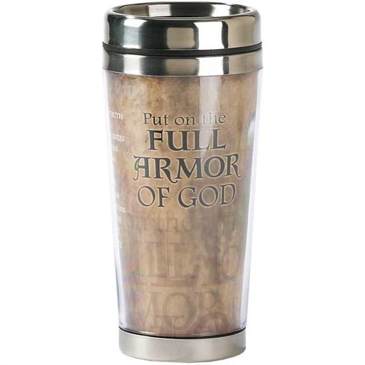 Christian Mug - Armor of God - Love the Lord Inc