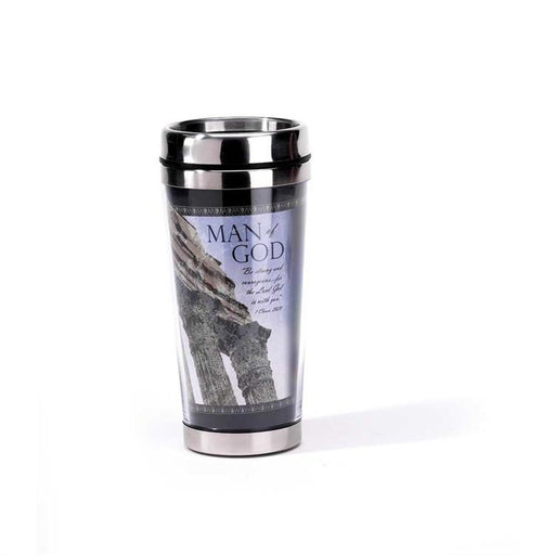 Christian Mug - Man of God (Tumbler) - Love the Lord Inc