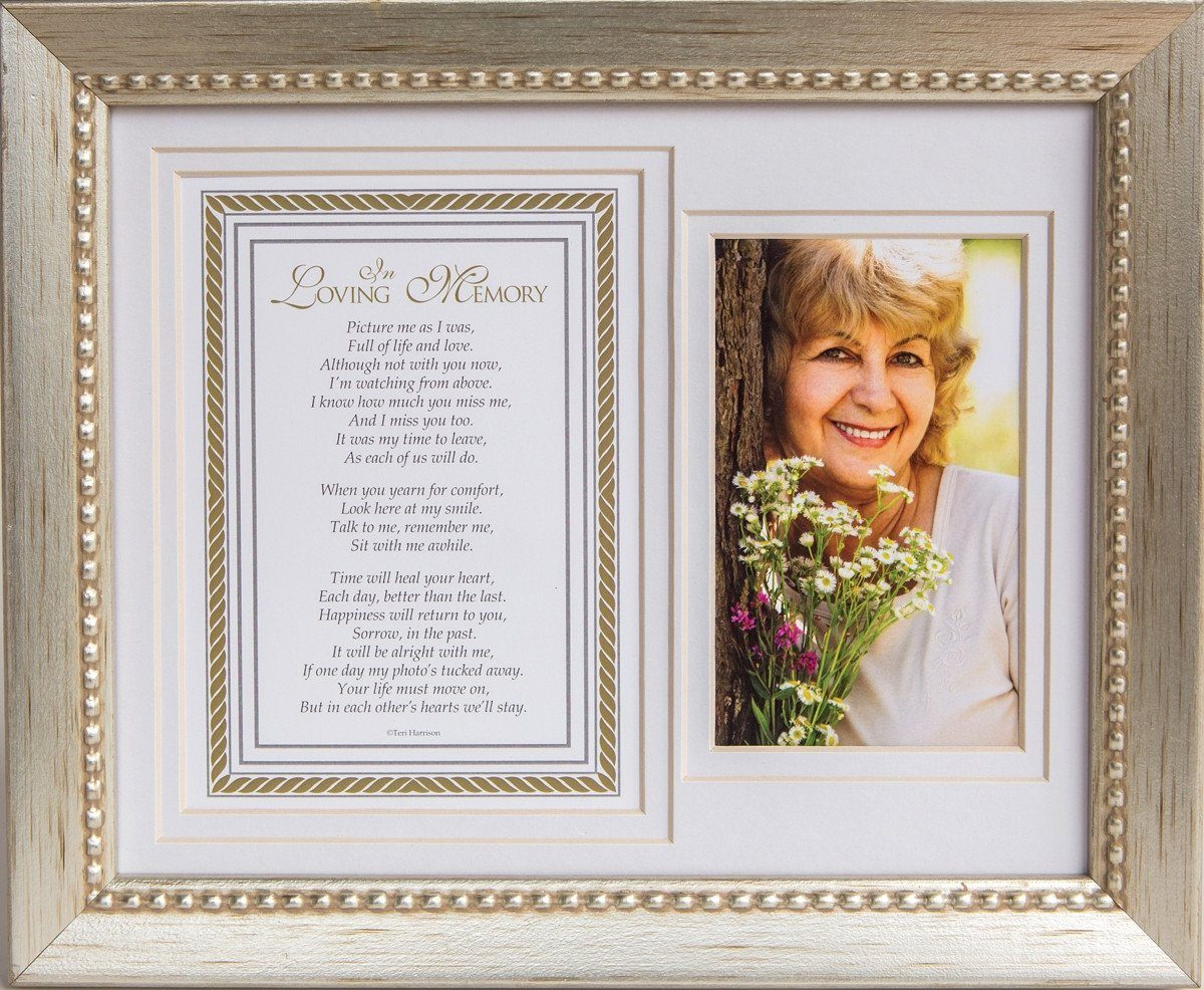 Photo Frame - In Loving Memory (Framed) - Love the Lord Inc