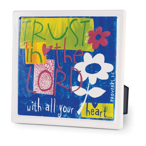 "Scripture Gifts - ""Trust In The Lord With All Your Heart"" - Love the Lord Inc"