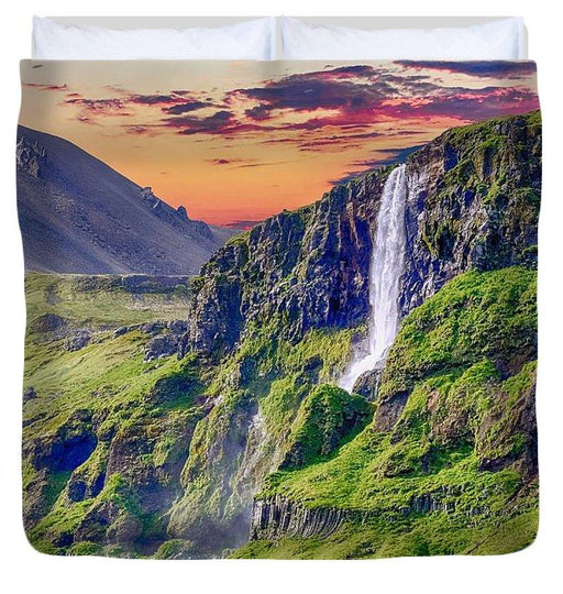 In The Beginning God Created - Duvet Cover - Love the Lord Inc