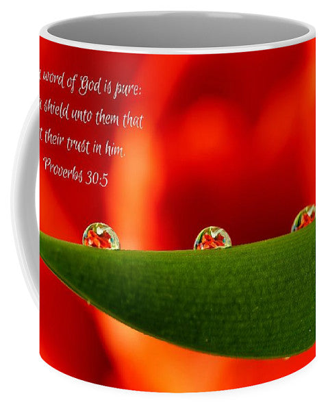 Every Word of God Pure Org - Mug - Love the Lord Inc