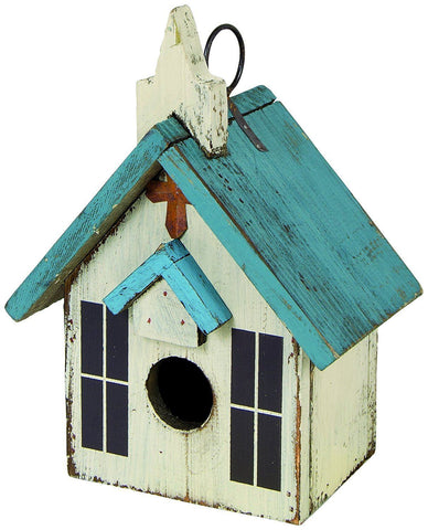 Garden & Patio - Bird House - Little Traditional Church