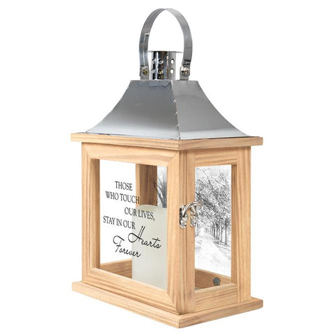 Garden & Patio - Lantern - In Our Hearts Forever