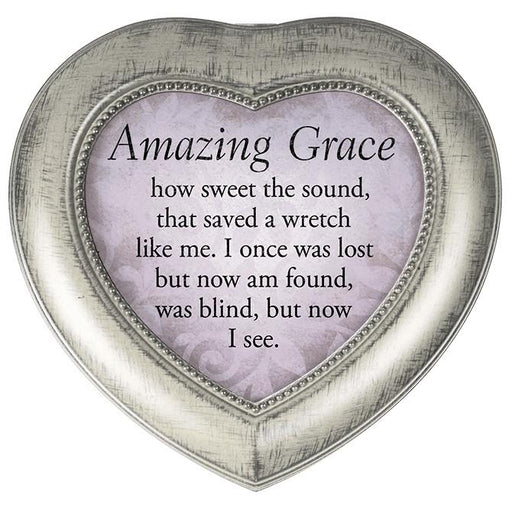 Music Box - Amazing Grace - Love the Lord Inc