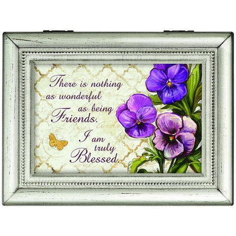 Jewelry - Music Box - Blessed Friends