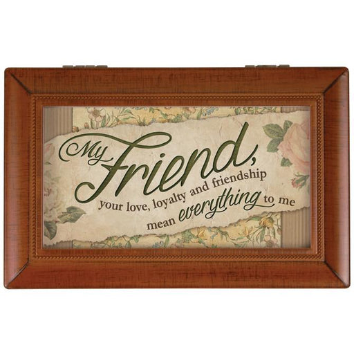 Music Box -  Friend You Mean Everything To Me - Love the Lord Inc
