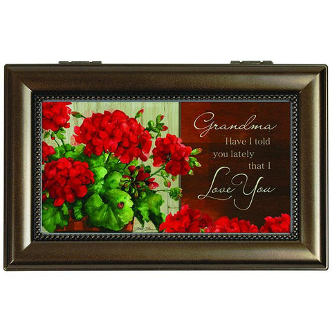 Jewelry - Music Box -Grandma I Love You