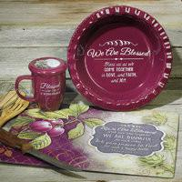 "Christian Cutting Board - ""We Are Blessed"" - Love the Lord Inc"