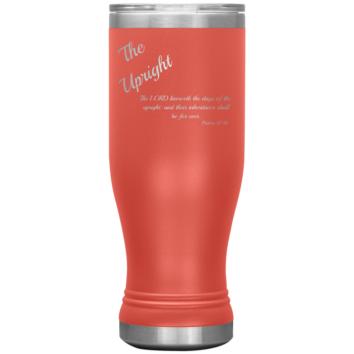 The Upright - Tumbler 20oz BOHO (Various Colors) - Love the Lord Inc