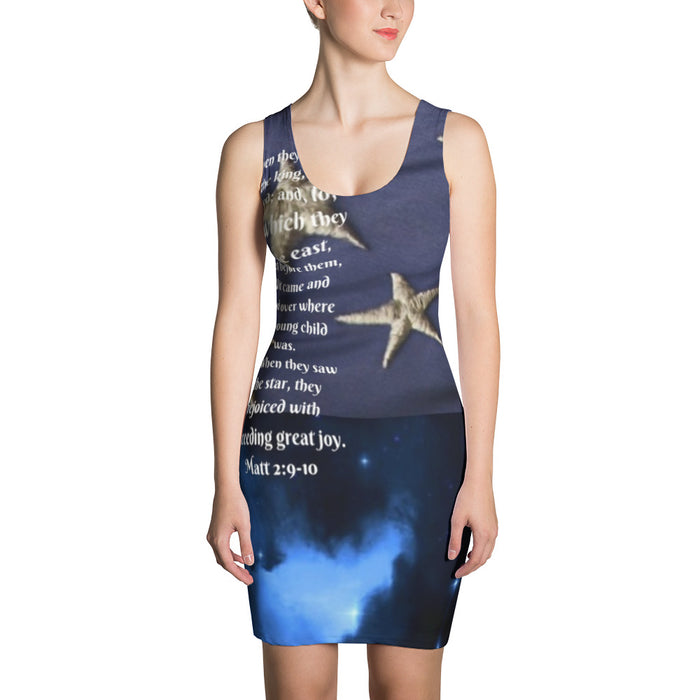 Sublimation Cut & Sew Dress - Stars & Stripes, His Birth & Sacrifice - Love the Lord Inc