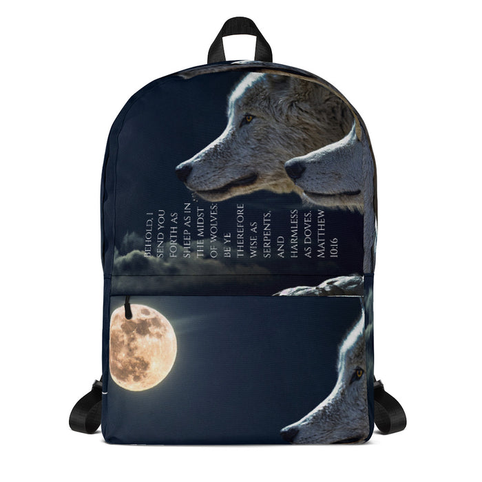 Backpack - I Send You Forth - Love the Lord Inc
