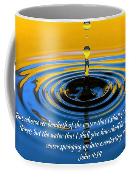 Everlasting Water Of Life  - Mug - Love the Lord Inc