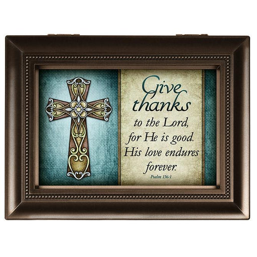 Music Box - Give Thanks.. God is Good - Love the Lord Inc
