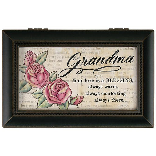 Music Box - Grandma, Your Love Is A Blessing - Love the Lord Inc