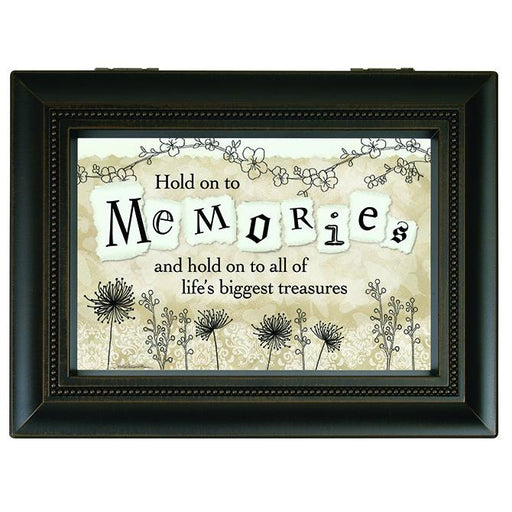 Music Box - Hold On To Memories (Large) - Love the Lord Inc