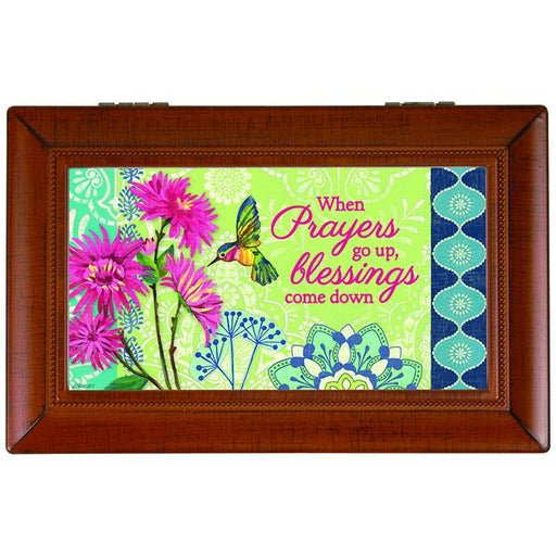 Music Box - Prayers Go Up, Blessings Come Down - Love the Lord Inc