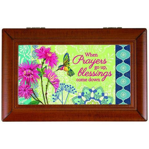 Music Box - Music Box - Prayers Go Up, Blessings Come Down