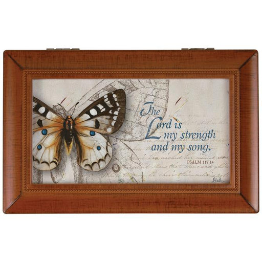 Music Box - The Lord Is My Strength - Love the Lord Inc