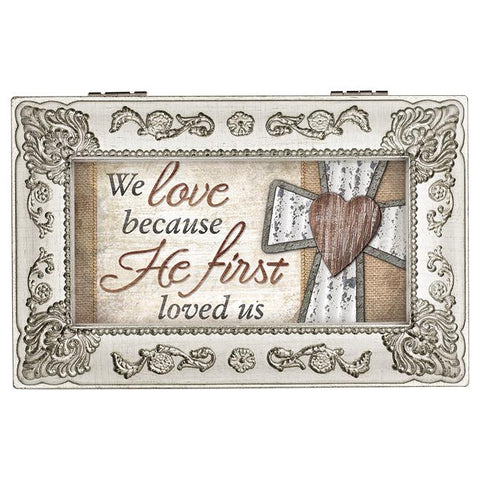 Music Box - Music Box - We Love, Because He First Loved Us