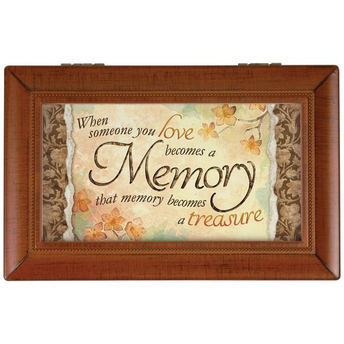 Music Box - When Someone You Love Becomes a Memory - Love the Lord Inc