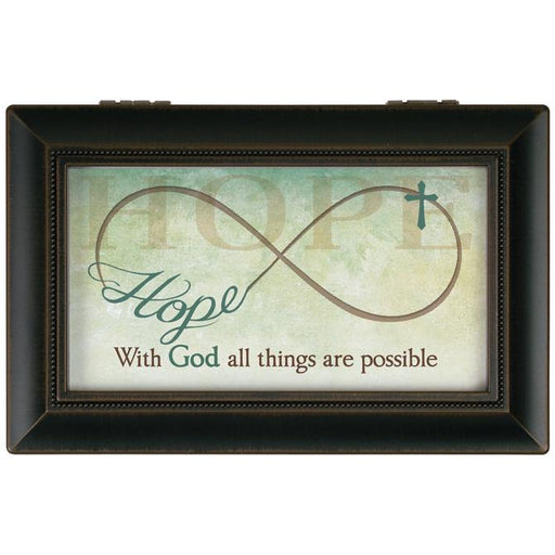 Music Box - With God All Things Are Possible - Love the Lord Inc