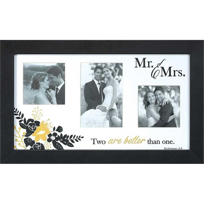 Christian Photo Frame - Mr and Mrs \