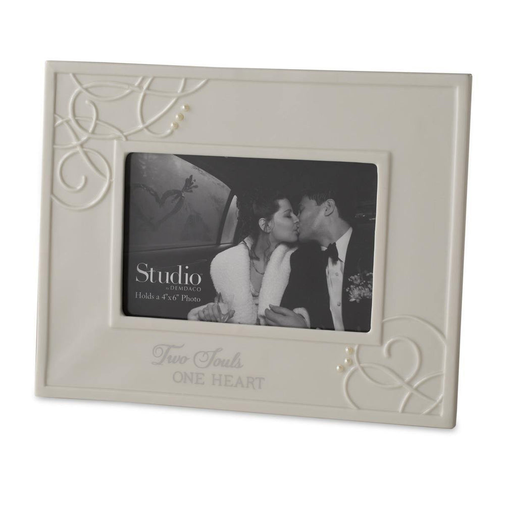 Photo Frame - Two Souls, One heart - Love the Lord Inc