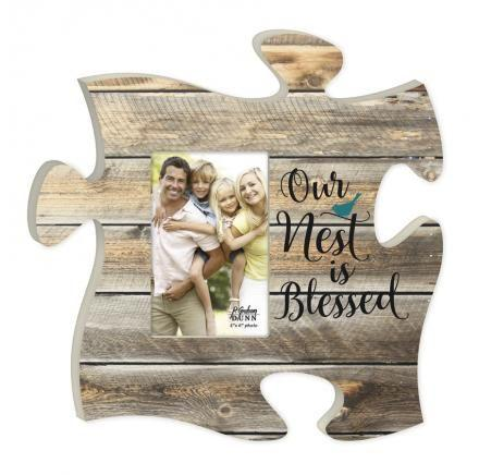 Puzzle Art - Our Nest Is Blessed - Love the Lord Inc