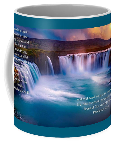 River Of Life - Mug - Love the Lord Inc