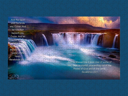 River Of Life - Puzzle - Love the Lord Inc