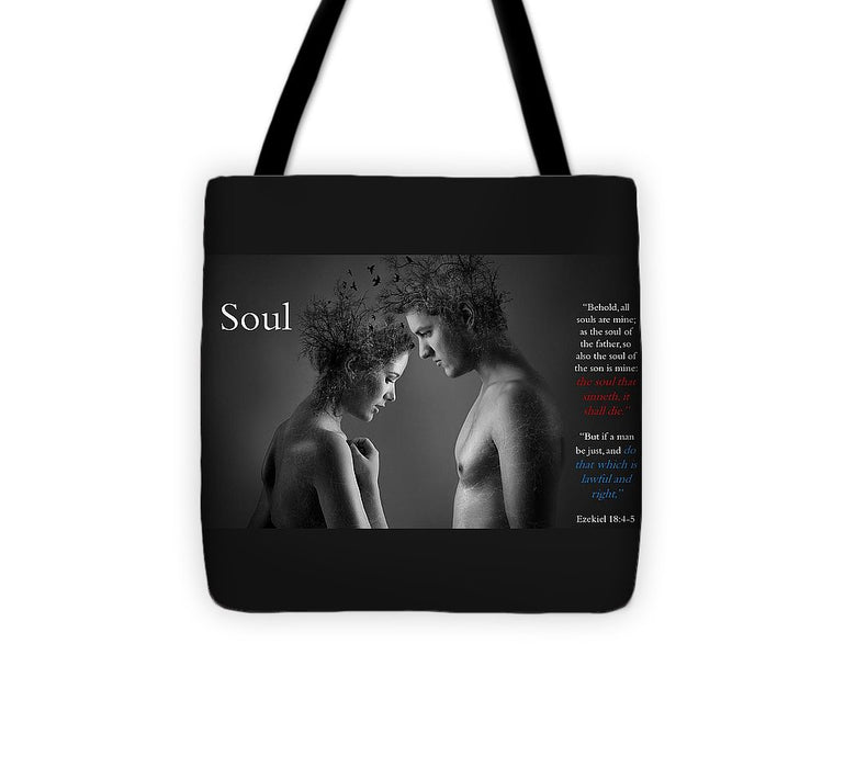 Soul - The Soul That - Tote Bag - Love the Lord Inc
