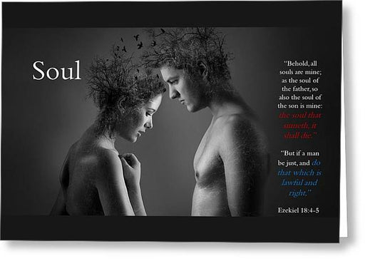Soul - The Soul That - Greeting Card - Love the Lord Inc