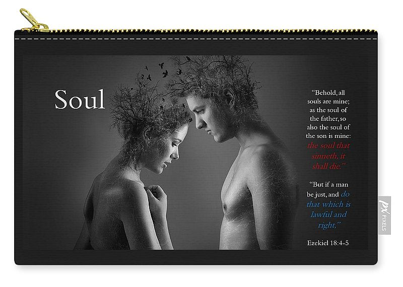 Soul - The Soul That - Carry-All Pouch - Love the Lord Inc