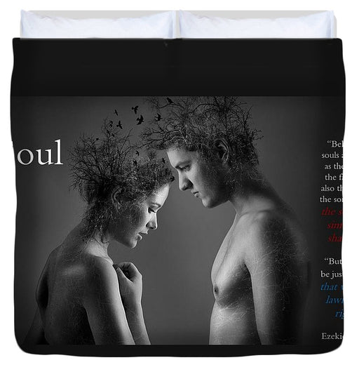 Soul - The Soul That - Duvet Cover - Love the Lord Inc