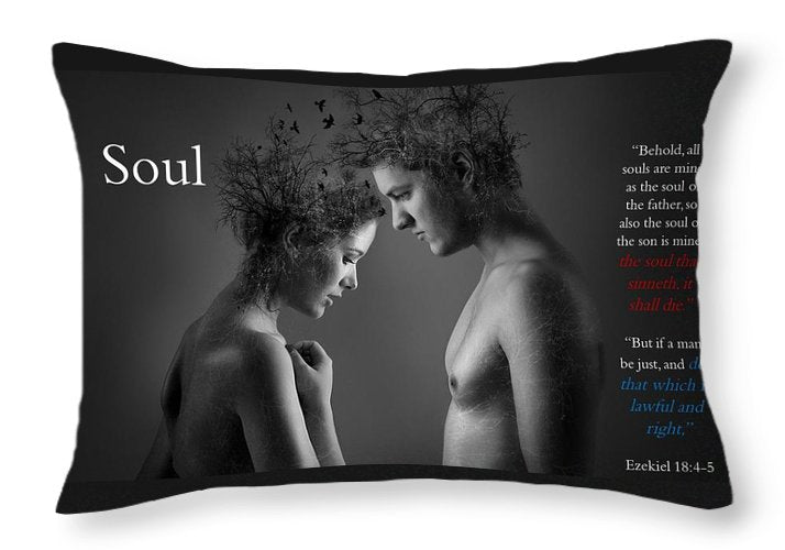 Soul - The Soul That - Throw Pillow - Love the Lord Inc