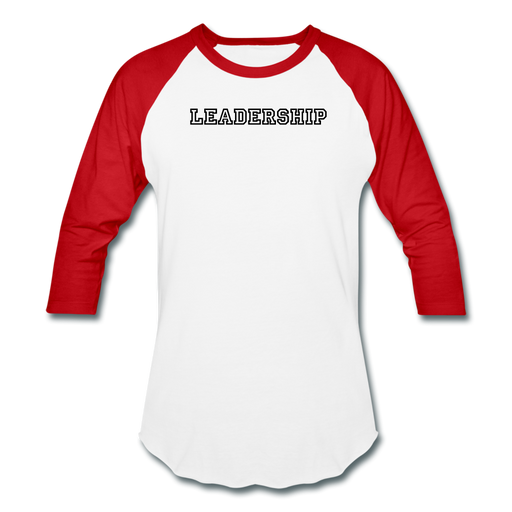 Baseball T-Shirt - Leadership (Prov 29:2) - Love the Lord Inc