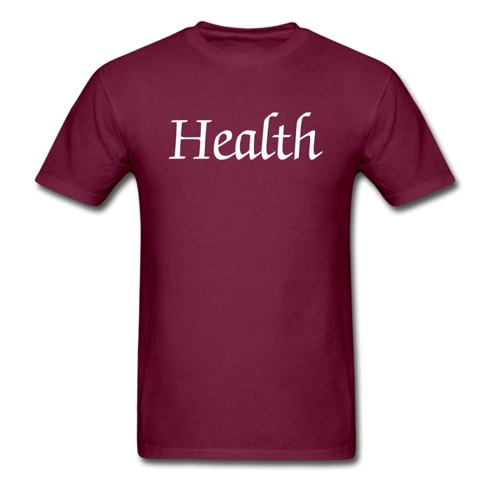 Gildan Ultra Cotton Adult T-Shirt - Health (Proverbs 3) - Love the Lord Inc