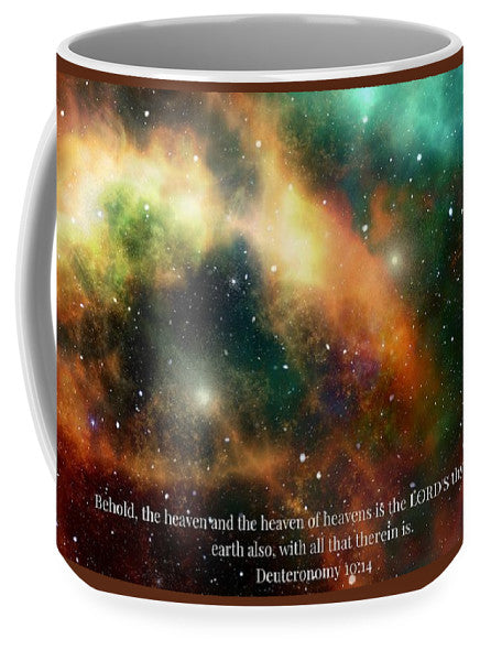 The Heavens - Mug - Love the Lord Inc