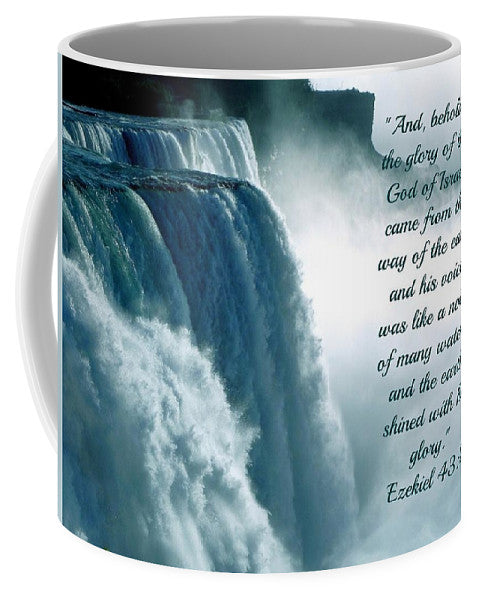 The Voice Of God - Mug - Love the Lord Inc