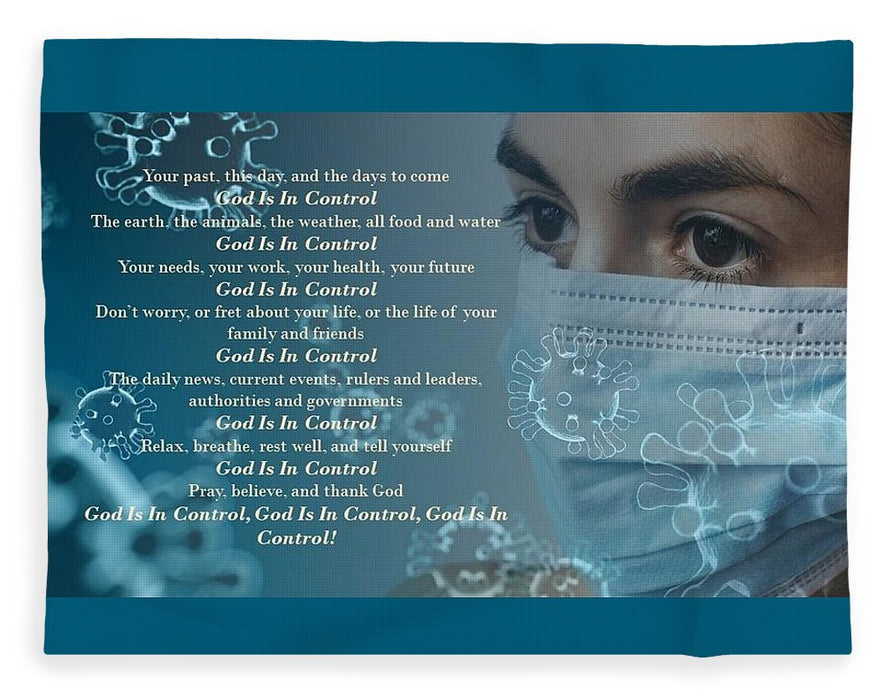 Virus - God Is In Control - Blanket - Love the Lord Inc