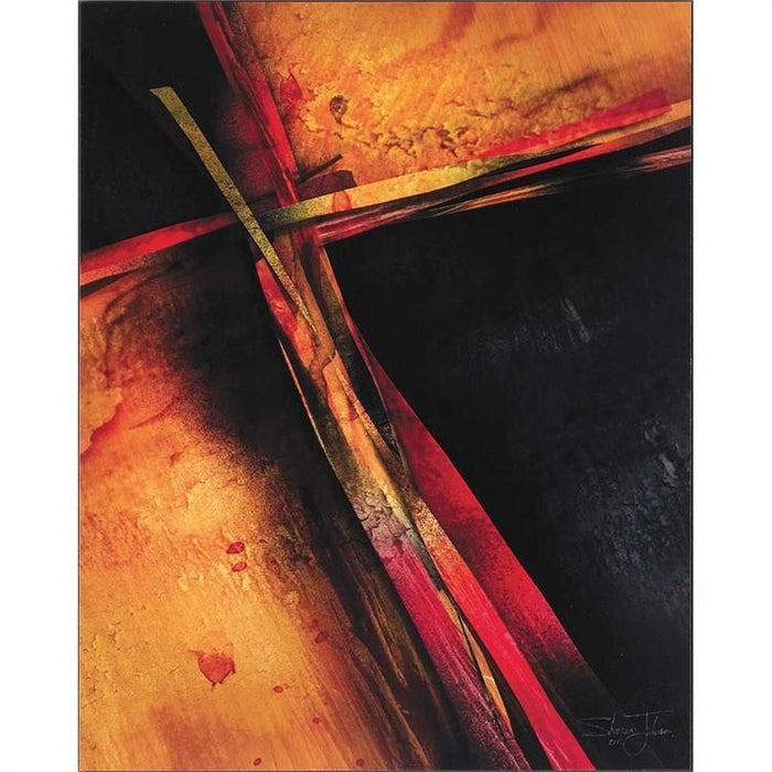 Christian Wall Art - The Cross - Love the Lord Inc