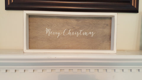 Wall Art - Wall Art - Merry Christmas