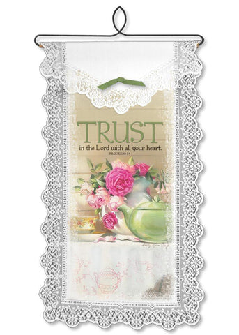 Wall Art - Wall Hanging - Trust In The Lord