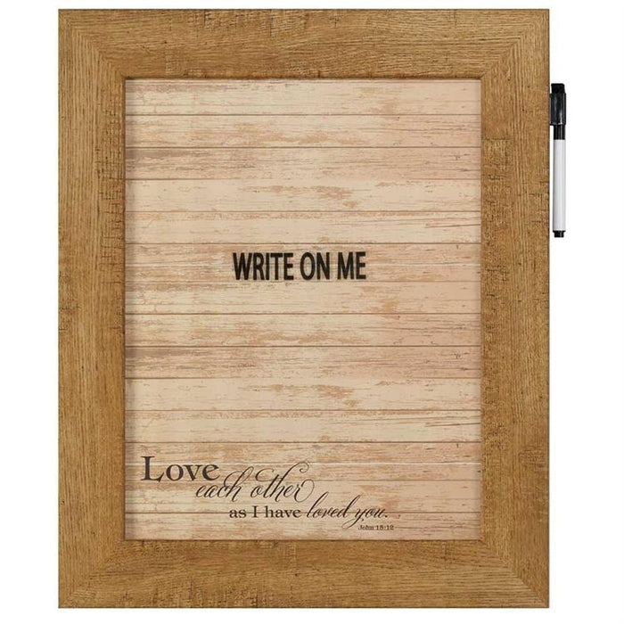 Write Board - Love As I Have Love You - Love the Lord Inc