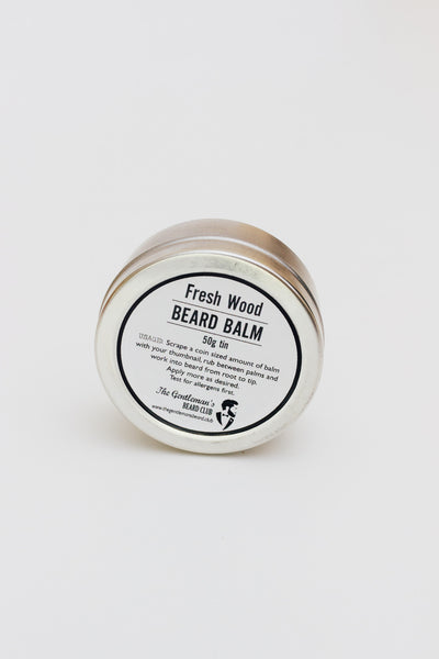 The Gentleman's Beard Balm