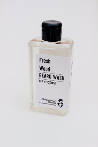 The Gentleman's Beard Wash