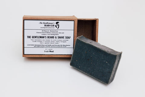 The Gentleman's Beard Soap